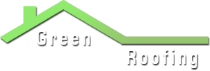 Green Roofing Logo